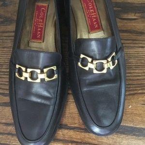 Cole Haan Women's Black Loafers Size 6B